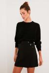 Ba&sh Kara Skirt Front View