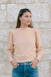 Mother The Curve Ball Pullover Front View