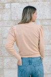 Mother The Curve Ball Pullover Back View