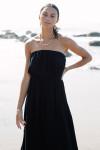 Rachel Pally Linen Kira Dress Detail View