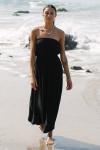 Rachel Pally Linen Kira Dress Front View