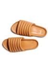 Beek Thick Strap Memory Foam Sandal Front View
