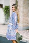LOLA Morocco Mini Dress Side View