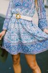 LOLA Morocco Mini Dress Detail View