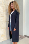 RD Style Long Duster Cardigan Side View