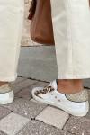Phillipe Model Prsx Animalier Low Sneaker