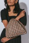 Cleobella Nia Handbag Multi Woven Leather