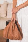 Cleobella Nia Handbag in Cognac