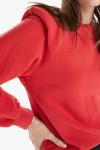 Mother The Push And Shove Sweatshirt Shoulder Detail