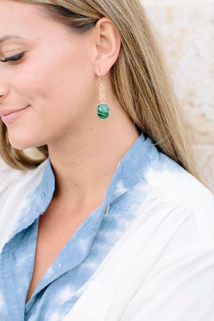 PT Sky drop earrings