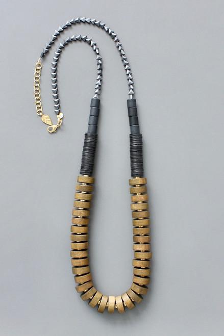 David Aubrey Beaded Necklace
