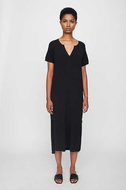 Just Female Fave Midi Dress Front View