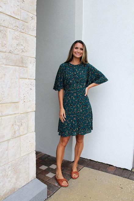 Caballero Lexi Mini Dress Front View
