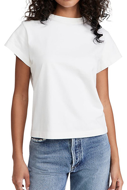 Agolde Anika Tee Front View