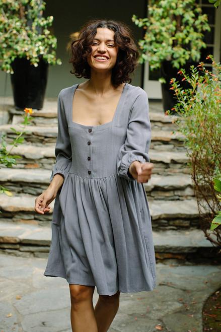 Rachel Pally Linen Quincy Dress