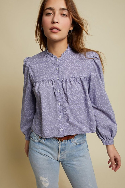 Nation Chantelle Victorian Top