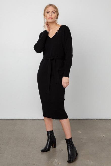 Rails Margot  V-Neck Midi Dress