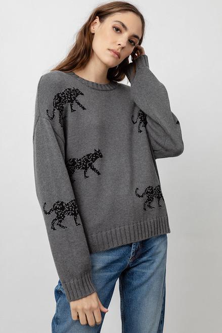 Rails Perci Jungle Cat Sweater