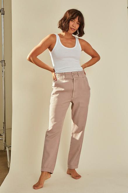Amo Drapey Elastic Trouser Pant