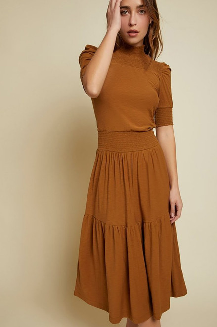 Nation LTD Fabiana Easy Victorian Dress Front View