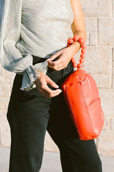 Essentiel Aragon Puffy Evening Bag
