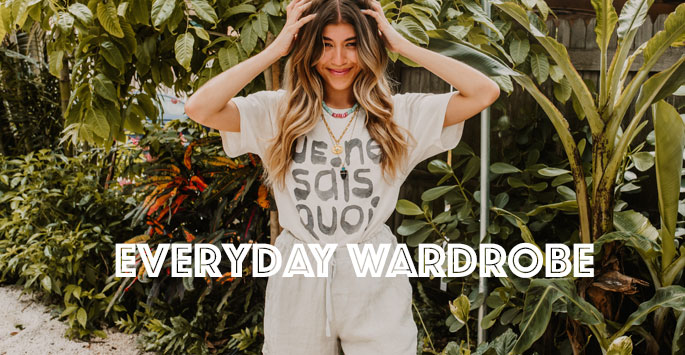 Everyday wardrobe