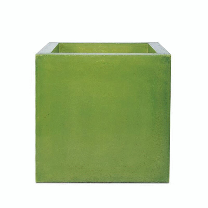 POLYESTER CUBE The colour pigments are mixed in the polyester mass, which makes them colour proof. Our polyester items are water resistant, UV protected and semi-transparent.