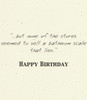 DSM3313 - Birthday Card