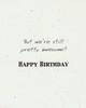 DSM3421 - Birthday Inside
