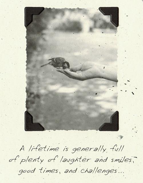 DSM 3186 - Sympathy Card