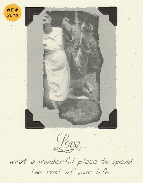 DSM3326B - Anniversary Card