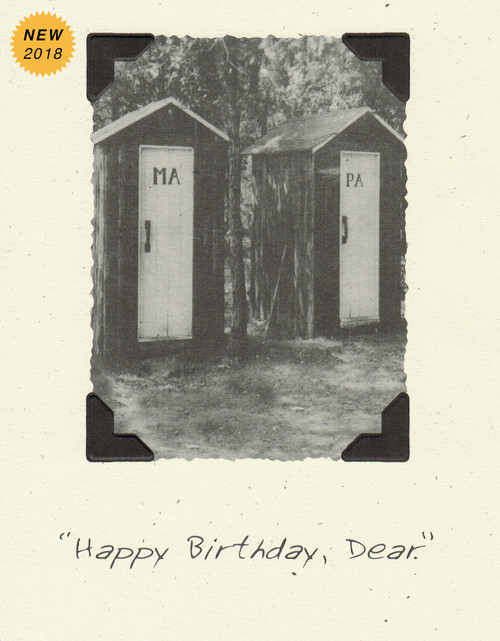 DSM3311 - Birthday Card