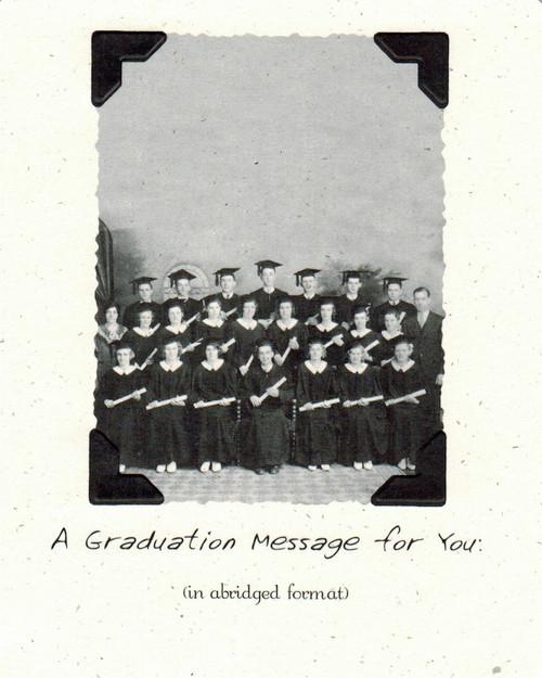 DSM1641 - Graduation Front