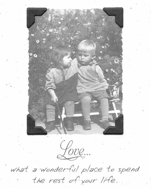 DSM3326A - Anniversary Card