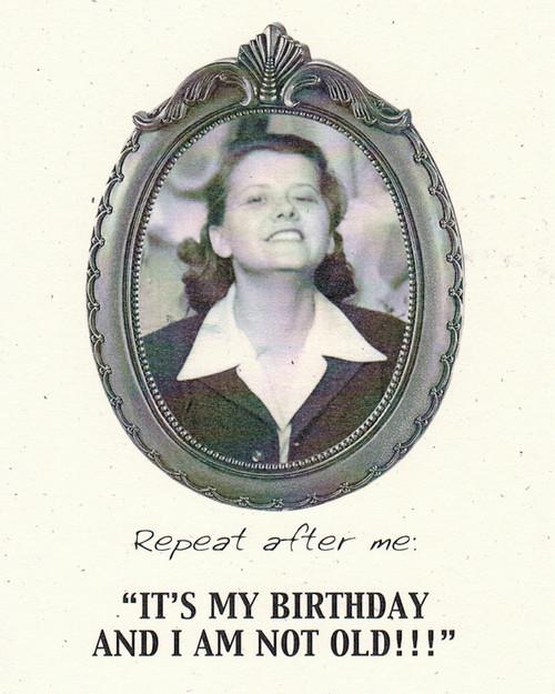 DSM3622-W - Birthday Card