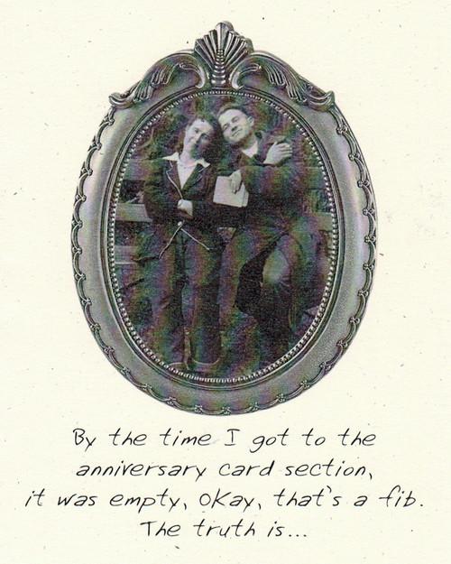 DSM3624-W - Anniversary Card