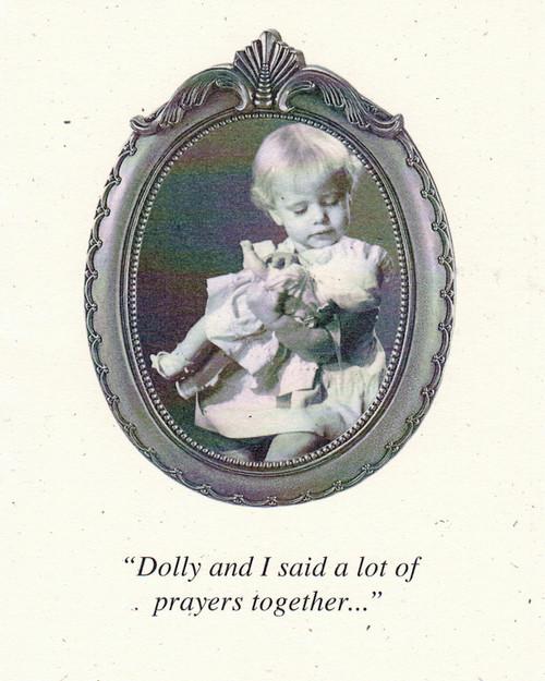 DSM3626-W - Prayers Card