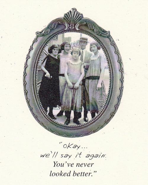 DSM3630B-W - Birthday Card