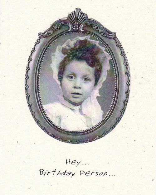DSM3639-W - Birthday Card