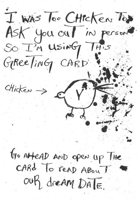 Too Chicken