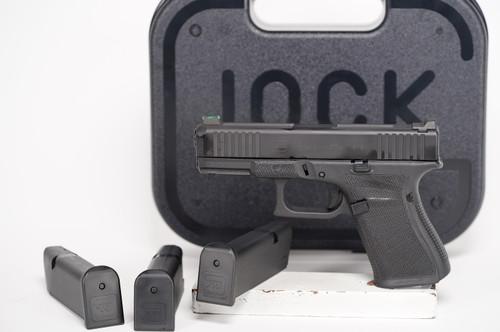 Wilson Combat Vickers Elite Glock 19, Wilson Combat, Glock 19, Vickers Elite, Larry Vickers,  Custom Glock, Custom pistols,  Vickers Glock