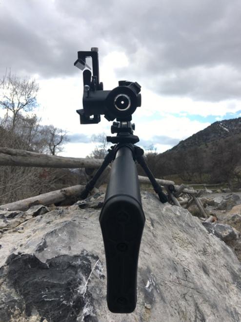 Side-Shot Phone Scope Mount 34mm or 30mm