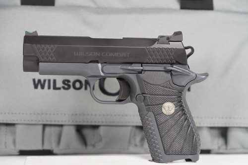 Wilson Combat EDC X9 Black over Grey Standard