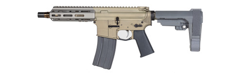 The Sugar Weasel 556 AR Pistol by Q