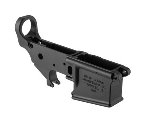 "Knight's Armament Corp. ""KAC"" SR-15 LOWER RECEIVER STRIPPED"