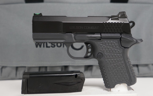 Wilson Combat EDC X9s Black & Grey W/ Light Rail