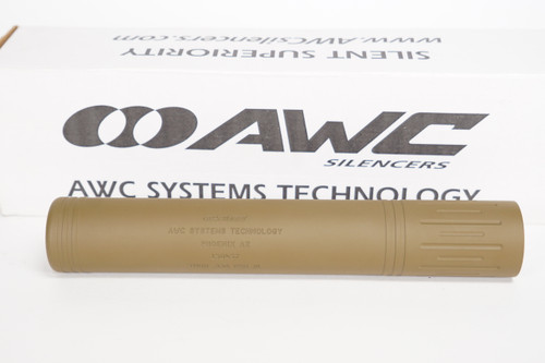 AWC Silencers THOR PSR XL .338 Suppressor