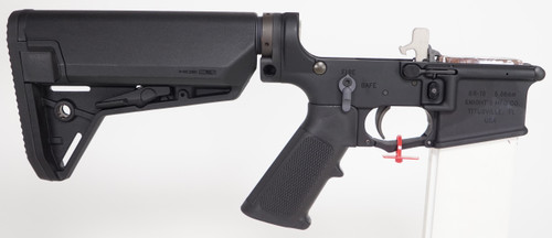 Knight's Armament Corp. KAC SR-15 IWS Lower Receiver