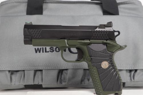 Wilson Combat EDC X9 OD Green Frame 9mm