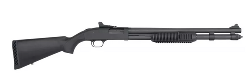 Mossberg 590 Pump 12GA Shotgun, 20in Barrel